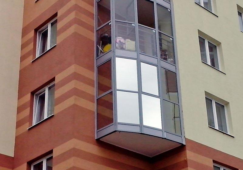 Тонировка стекол балкона своими руками 89